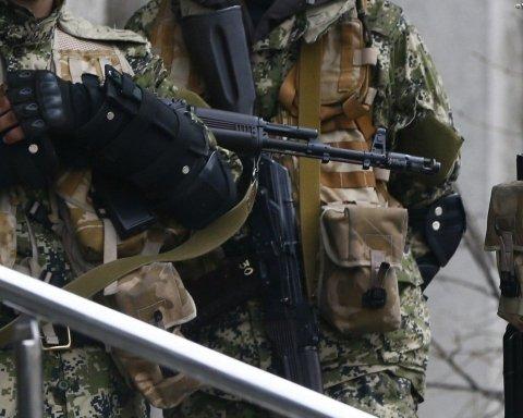 У мережі показали, як бойовики порушують перемир'я: показове відео