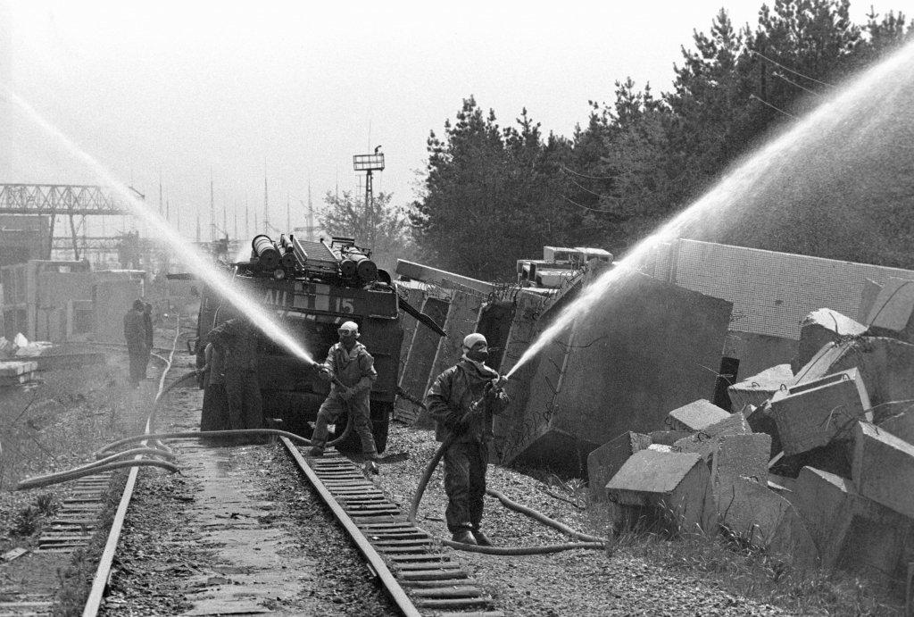 Чорнобильська катастрофа – 35 років: як це було