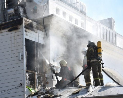 На українському курорті спалахнула пожежа, є жертви: деталі та кадри з місця