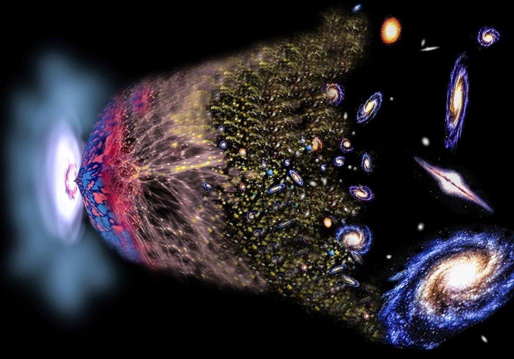 Как появилась Вселенная: ученым впервые удалось найти самую древнюю молекулу в космосе