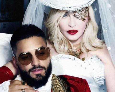 Мадонна выпустила клип впервые за четыре года