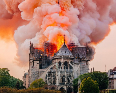 Пожежа у Нотр-Дам де Парі: названо фатальну помилку, що призвела до трагедії
