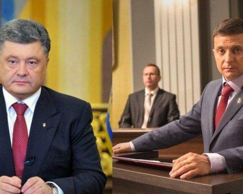 Зеленський проти Порошенка: за кого проголосували різні регіони України