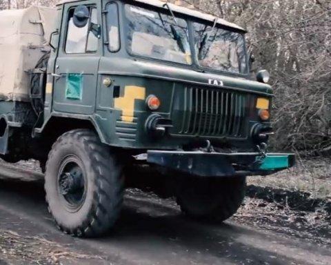 ЗСУ влаштували потужні стрільби під носом у бойовиків Донбасу: яскраве відео
