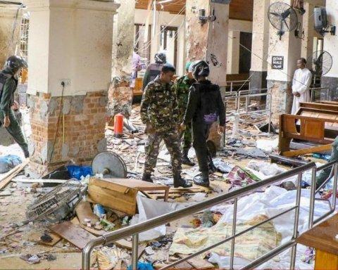 На Шри-Ланке прогремел еще один взрыв, есть жертвы: фото, видео и подробности
