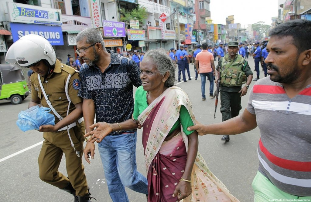 Комендантська година і блокування соцмереж: що відбувається на Шрі-Ланці після кривавого теракту