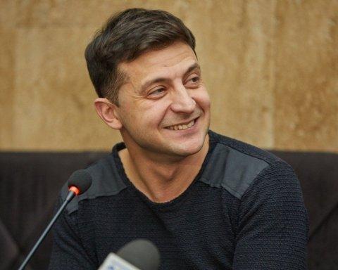 Зеленскому подарили книгу «Политика для начинающих»: появилось интересное видео