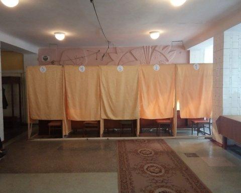 Вибори президента України: стало відомо про перші порушення