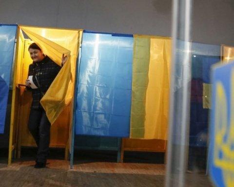 Выборы президента Украины: в Австралии закрылся первый участок