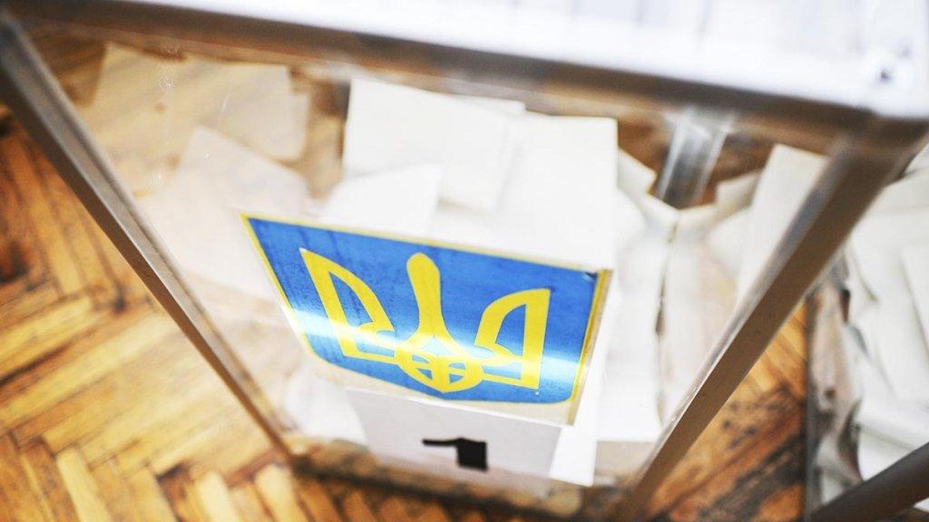 Местные выборы: ЦИК просит украинцев не приходить на участки с паспортом в приложении «Дия»