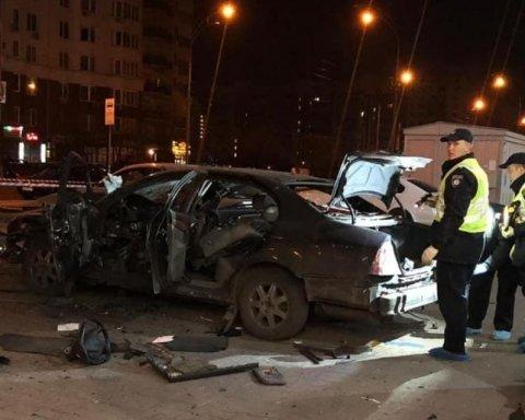 Вибух авто у Києві: з'явилася цікава версія про атаку на українського розвідника