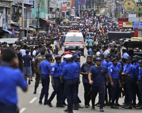 Погибли свыше 160 человек: опубликованы страшные кадры последствий теракта на Шри-Ланке