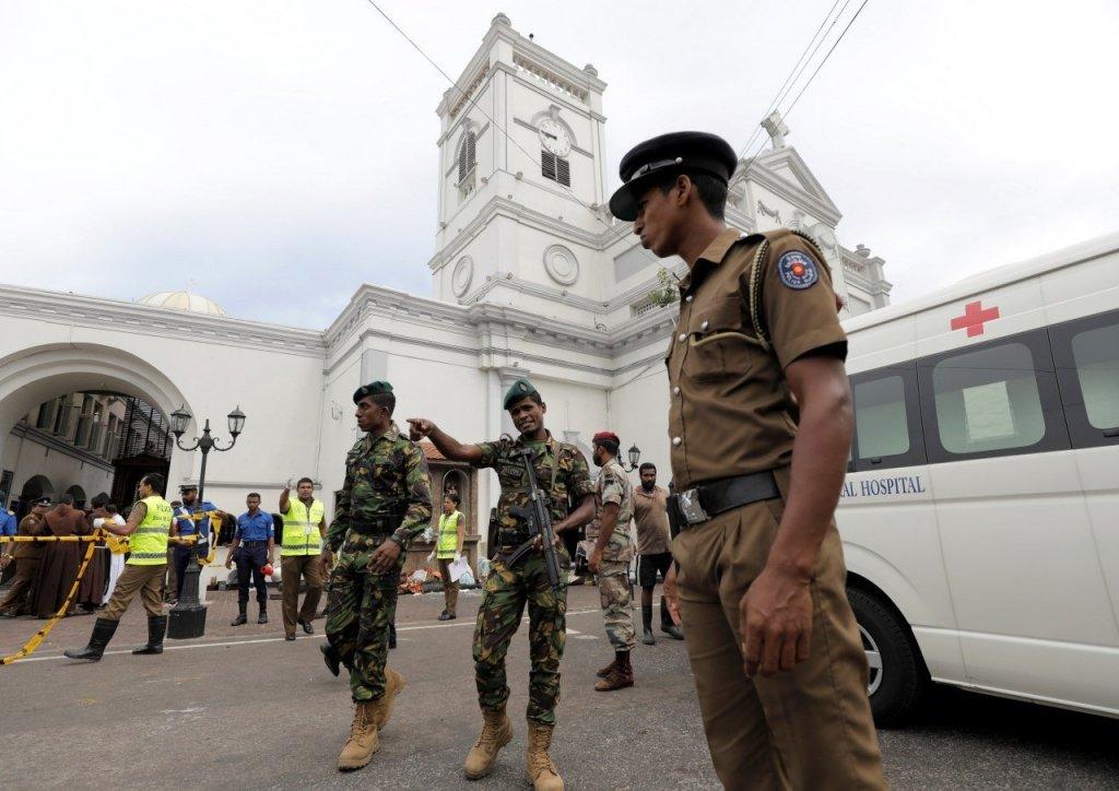 Смертельні вибухи на Шрі-Ланці: спливли подробиці про затриманих