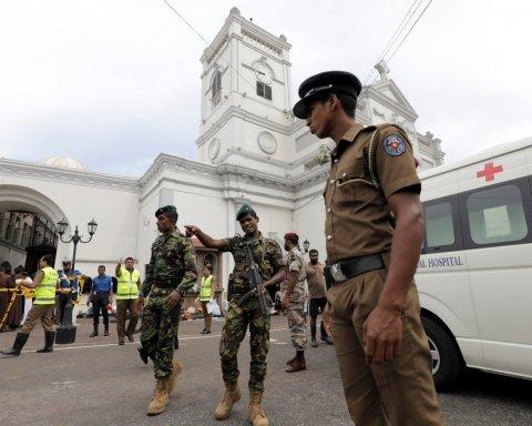 Смертельные взрывы на Шри-Ланке: всплыли подробности о задержанных