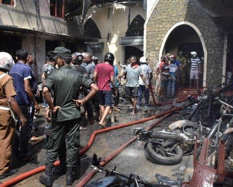 Вибухи в Шрі-Ланці: з'явилися імена терористів-смертників і фото одного з них