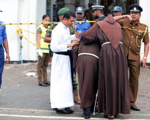 Теракты на Шри-Ланке: появилось видео с одним из подозреваемых