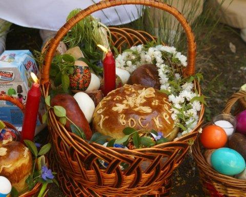 Де і коли можна посвятити паски: розклад богослужінь у Києві