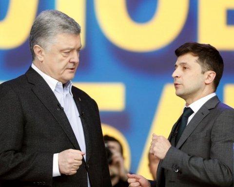 Кто побеждает во втором туре выборов президента Украины — результаты Национального экзит-пола