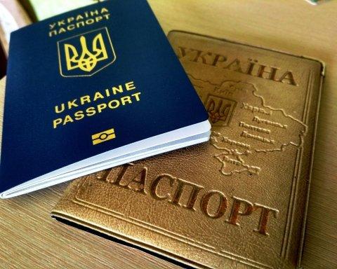 У жителей оккупированного Донбасса начались проблемы с паспортами: фотофакт