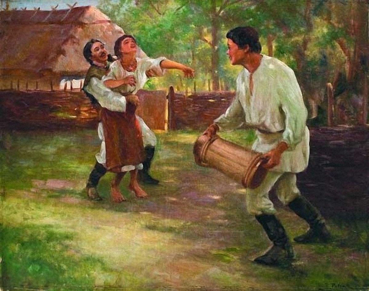 Поливальный понедельник: традиции, картинки и поздравления