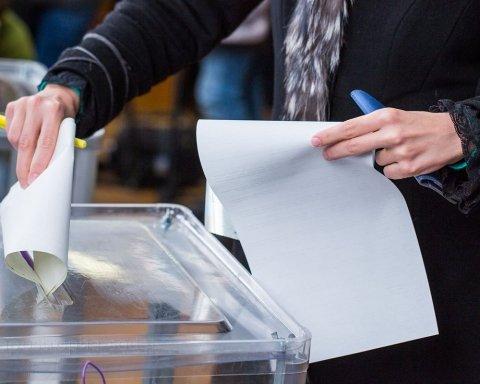 Результаты экзит-полов во втором туре выборов президента
