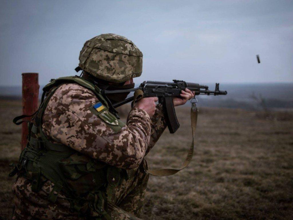 Боевики применили сверхтяжелую артиллерию на Донбассе — местные жители