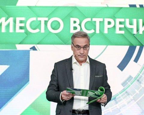 Топ-пропагандисту Путіна стало погано прямо під час ефіру про Україну: подробиці