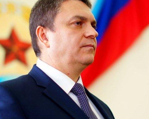 """Ватажок """"ЛНР"""" розкрив плани бойовиків щодо Росії: опубліковано відео"""