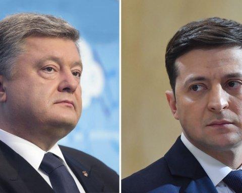 Дебаты Зеленского и Порошенко: сеть взорвалась комментариями и шутками