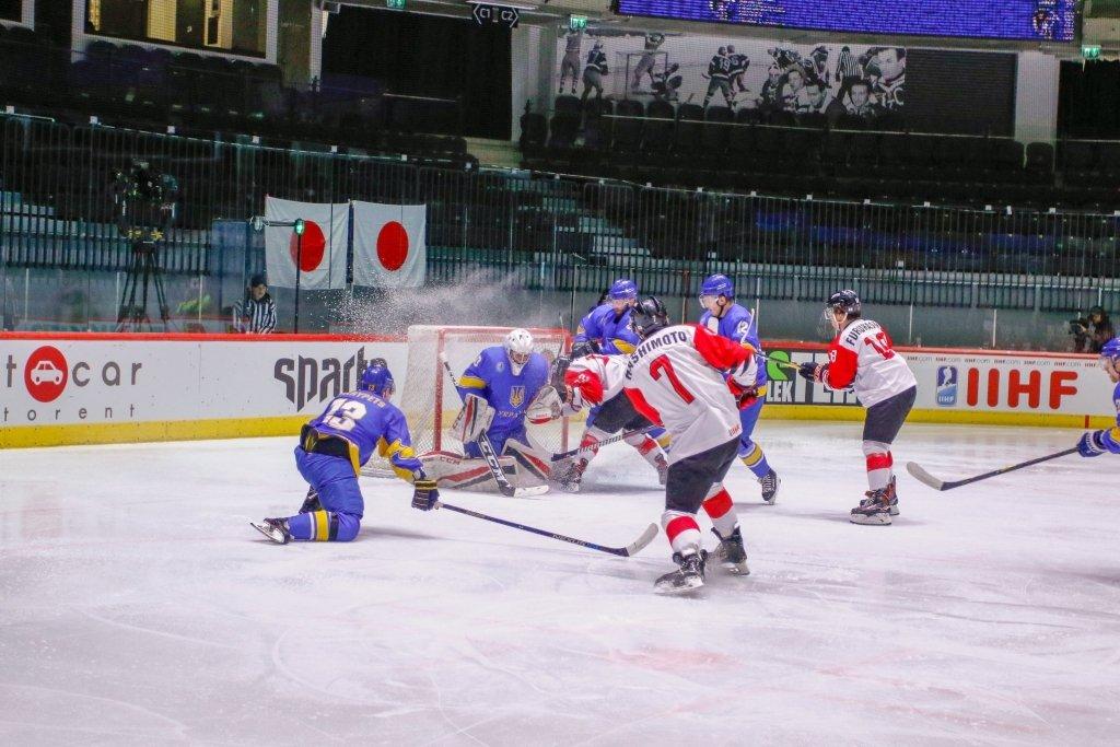 Збірна України поступилася Японії на чемпіонаті світу з хокею: відео голів