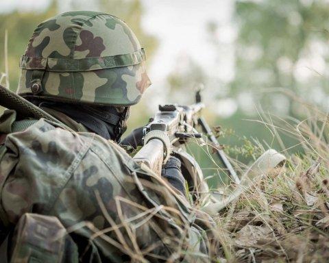 ЗСУ показали, як нищать бойовиків на Донбасі: яскраві кадри