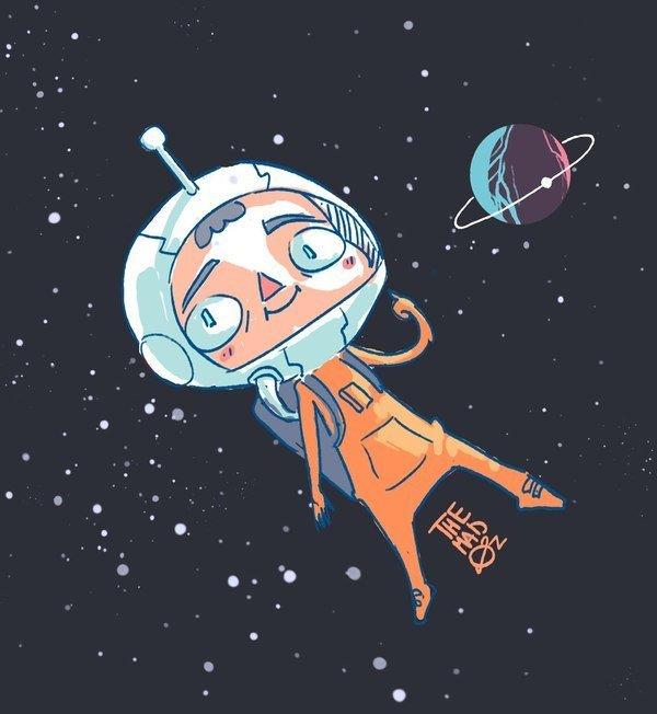 День космонавтики: привітання, жартівливі смс та веселі листівки
