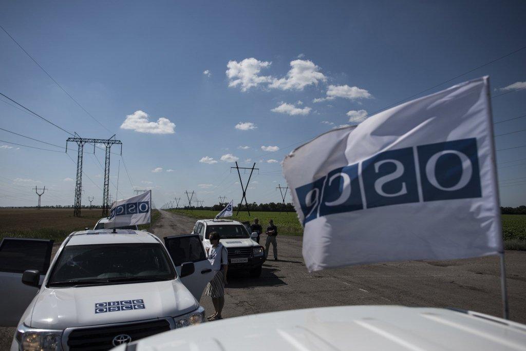 ОБСЕ попала в громкий скандал с главарями «ДНР»