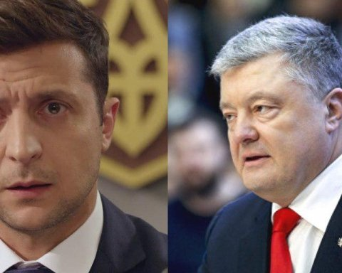 Зеленський висунув умови дебатів з Порошенком: опубліковано відео