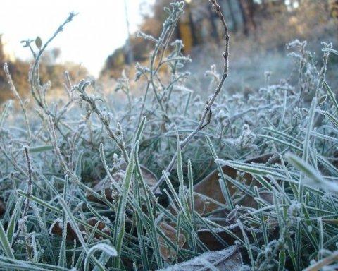 После аномального тепла придут морозы: когда начнется похолодание