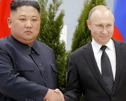 Во встречи Путина и Ким Чен Ына заметили важную деталь: опубликовано видео