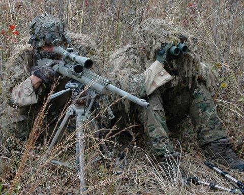 Снайпер ЗСУ ліквідував небезпечного терориста на Донбасі: момент потрапив на відео
