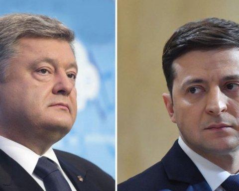 Порошенко визначився із датою дебатів з Зеленським: опубліковано відео