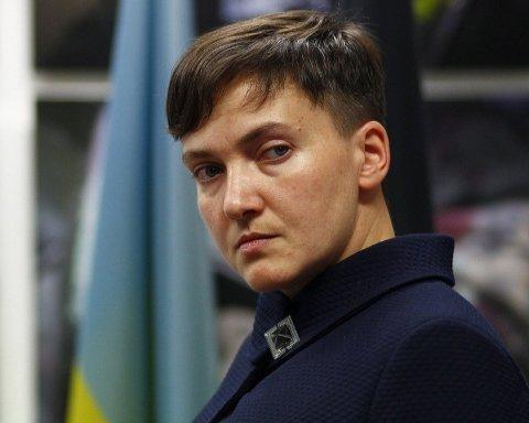 Савченко впервые после освобождения пришла в Раду и сделала интересное заявление: опубликовано видео
