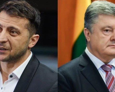 Дебаты на НСК «Олимпийский»: появилось полное видео выступлений Зеленского и Порошенко