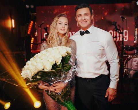Ресторатор Тищенко зворушливо привітав молоду дружину з днем народження: з'явилися фото