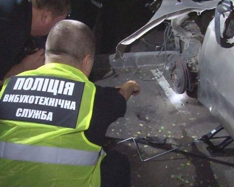 Взрыв автомобиля разведчика в Киеве: в деле произошел громкий поворот