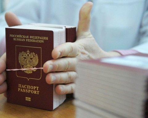 Данилюк о паспортизации Донбасса: мы этого так не оставим, будут санкции