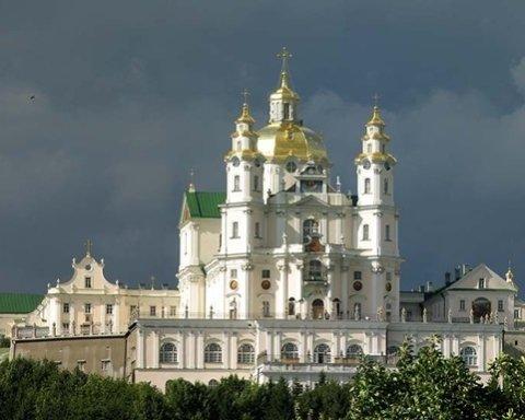 В Почаївську Лавру на Тернопільщині не впустили прочан з Бродів та бійця АТО