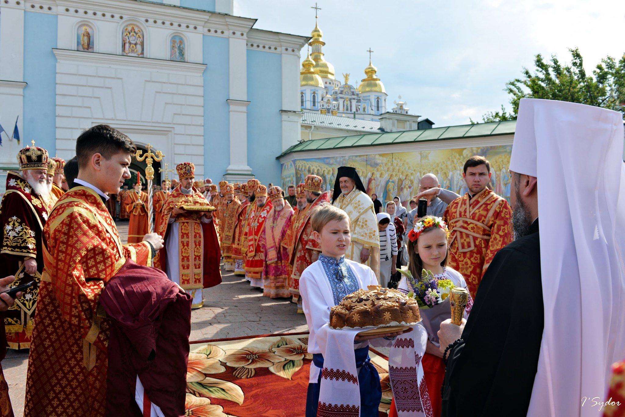 Духовенство ПЦУ