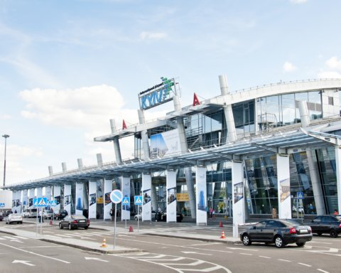 П'яний росіянин влаштував дебош в аеропорту України: опубліковано відео