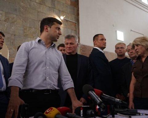 Зеленський полаявся із журналісткою: все потрапило на відео