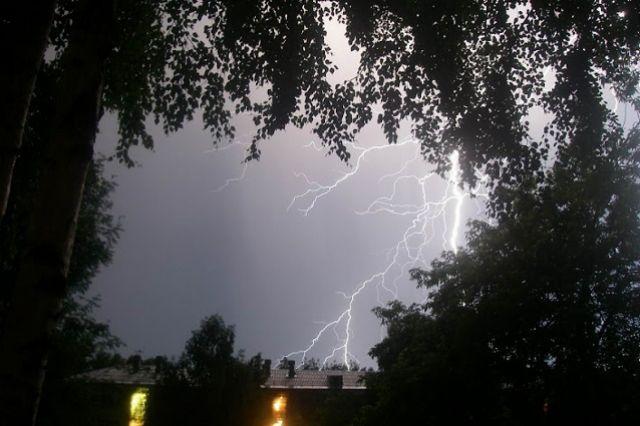 Дощі, грози з градом і шквалами: де в Україні буде дуже погана погода