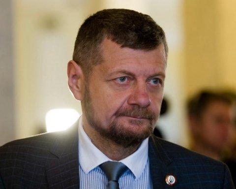 Екс-радикал Мосійчук прийшов п'яним на прямий ефір: в мережі обговорюють відео