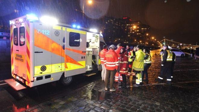 У Будапешті затонув катер із десятками туристів, загинуло багато людей: з'явилися фото з місця НП